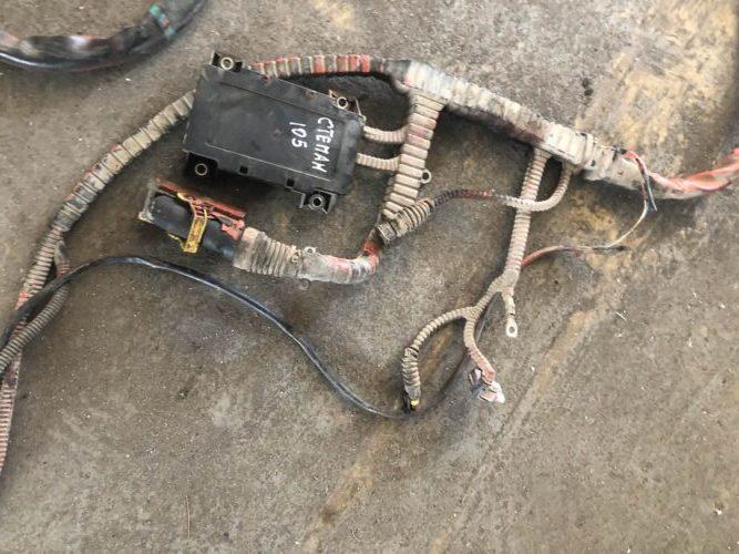 Проводка двигателя